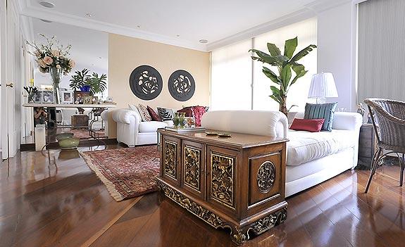 decoracao de interiores mistura de estilos:mistura de estilos na decoração de interiores pode ser usada em