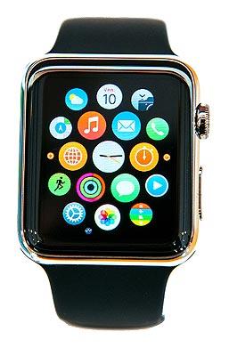 1a37f89dae6 Smartwatches no centro das atenções