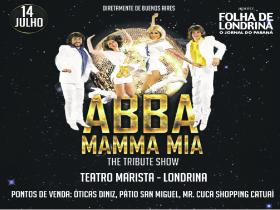 Sorteio de ingressos para Abba Mamma Mia - The Tribute Show - 31/05/2016