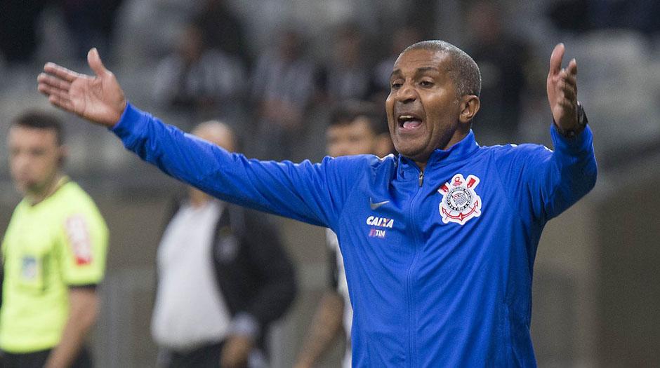Treinador do Corinthians não esconde preocupação