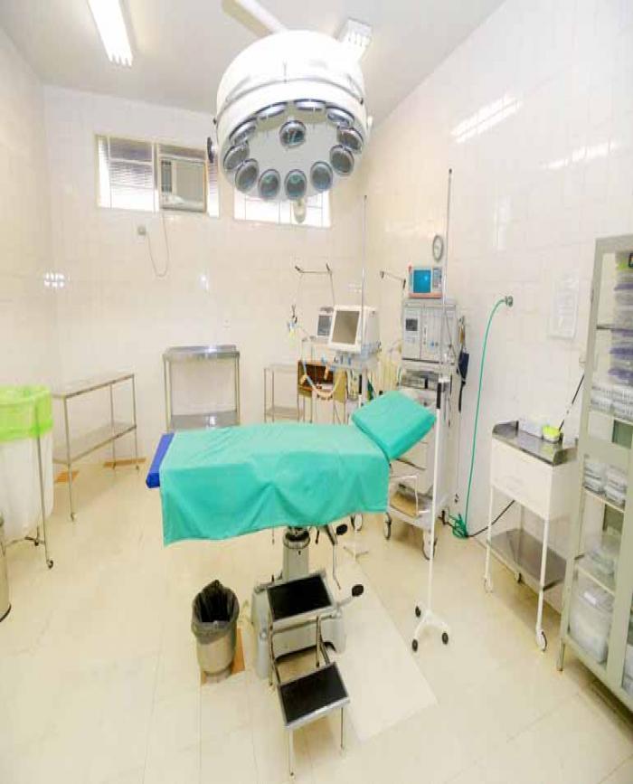 Venilton Küchler/ANPr - De um hospital com abrangência municipal, a unidade tornou-se um importante serviço macrorregional nas áreas de cirurgia geral, ginecologia e ortopedia