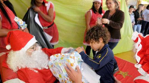 f1888d294a44 Papai Noel existe | Folha de Londrina