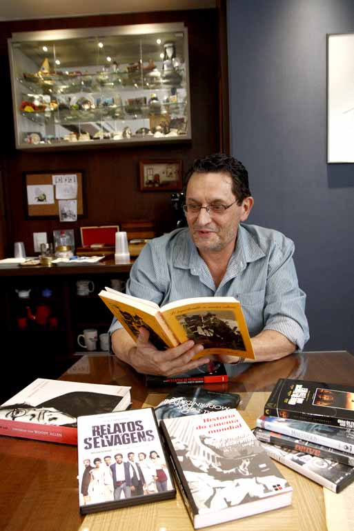 Roberto Custódio - Marcelo Castro, psicanalista: