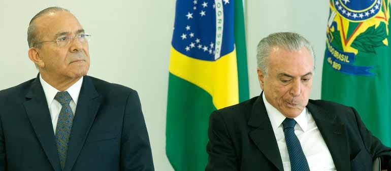 Lula Marques/AGPT - Ministro da Casa Civil, o mais próximo de Temer, ficou 21 dias de licença para retirada da próstata