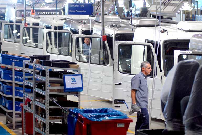 Arquivo Folha - Ministério da Fazendo estuda não renovar o incentivo ao setor automotivo