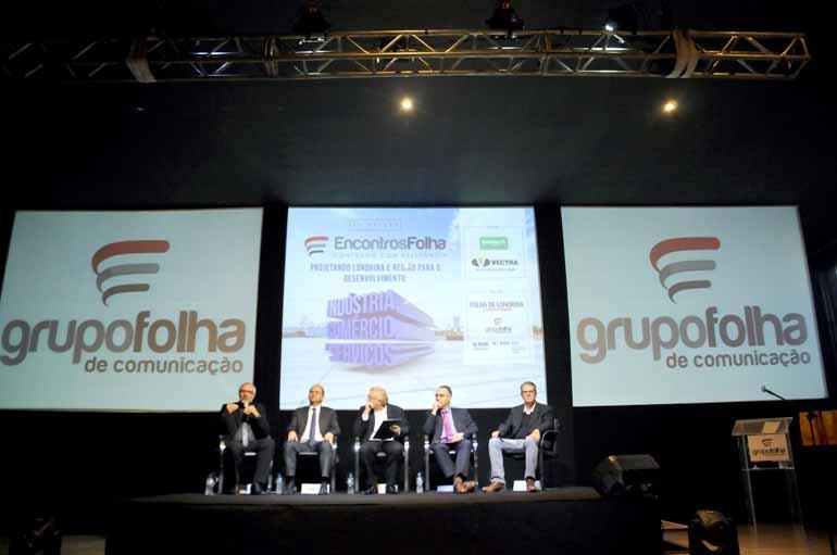 Gustavo Carneiro/29-07-2016 - Participantes do 7o EncontrosFolha, que discutiu o tema