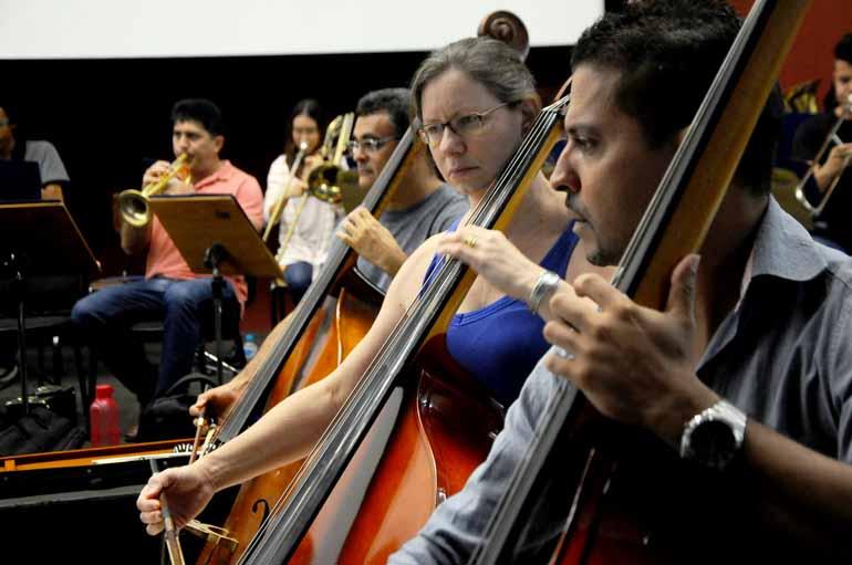 Anderson Coelho - Orquestra Sinfônica da UEL: repertório com composições de Haydn estão no programa de domingo, sob a regência do maestro Alessandro Sangiorgi