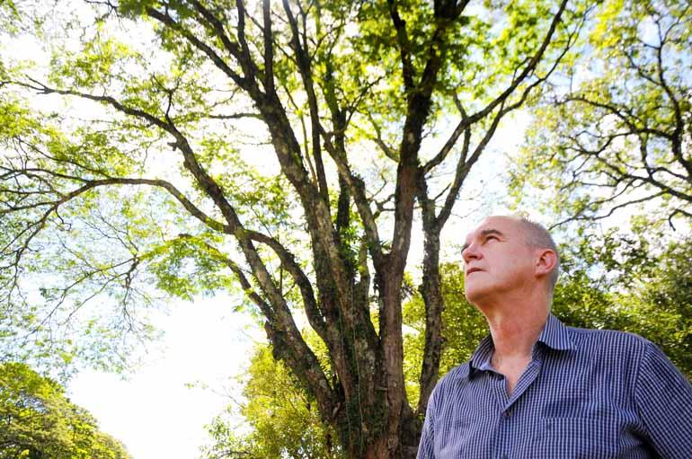 Anderson Coelho - O sociólogo Paulo Bassani: