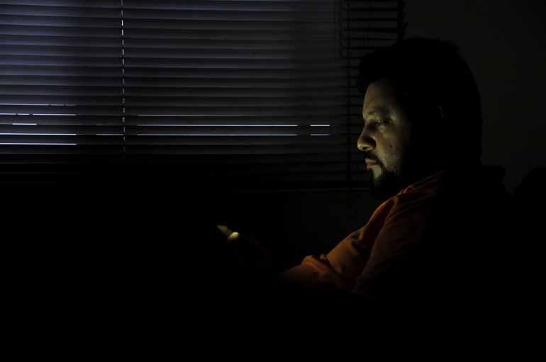 Gustavo Carneiro - O analista de sistemas Luiz Alberto de Paula Junior, de 36 anos,  costuma dormir três horas por noite: