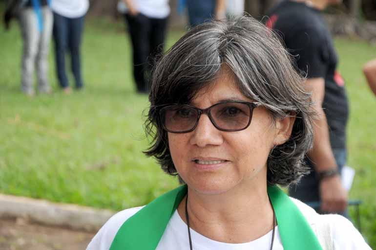 Irmã Dirce Gomes da Silva: