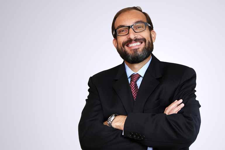 Divulgação - Painelista do EncontrosFolha, Marlus Arns é advogado do deputado cassado Eduardo Cunha e responsável por alguns acordos de delação premiada na Operação Lava Jato