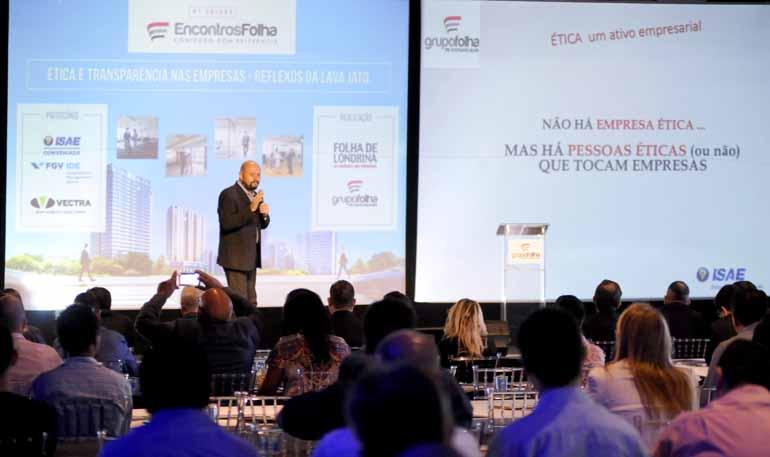 Saulo Ohara - O professor da Isae/FGV Antonio Raimundo dos Santos: