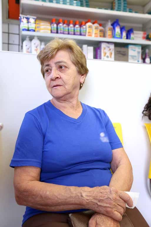 Luzia Basques Gomes também prefere a popular: