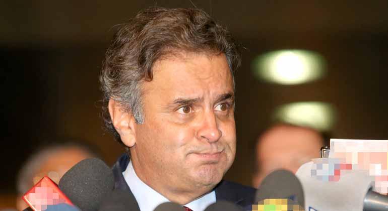 Lula Marques/AGPT - O tucano Aécio Neves, o