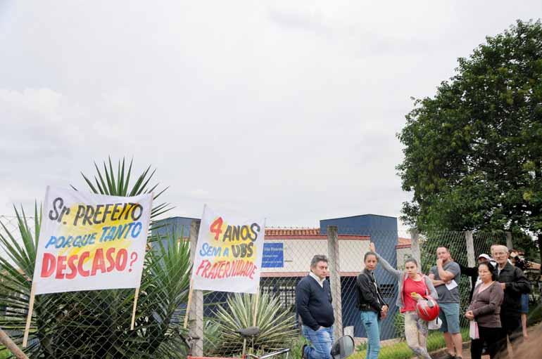 Saulo Ohara - A unidade da Vila Ricardo, que amanheceu fechada nesta quinta, é responsável pelo atendimento de dez mil habitantes