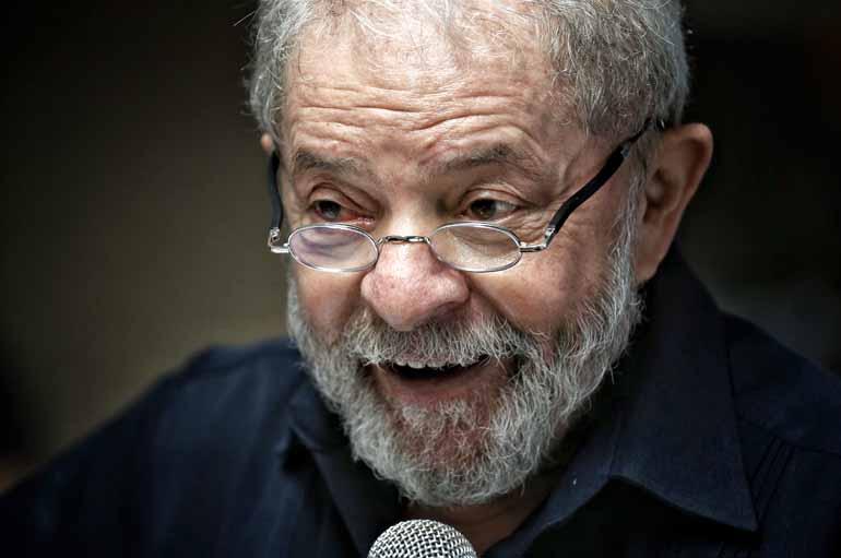 Filipe Araújo/Fotos Públicas - A pesquisa que coloca Lula na liderança foi feita antes de vir a público a lista do ministro Edson Fachin
