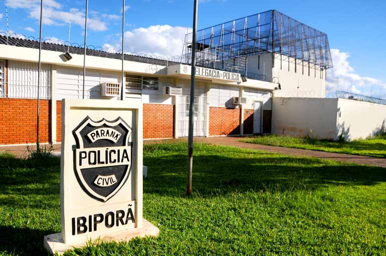 Anderson Coelho - Carceragem da Delegacia de Ibiporã registrou duas fugas em massa em pouco mais de três meses