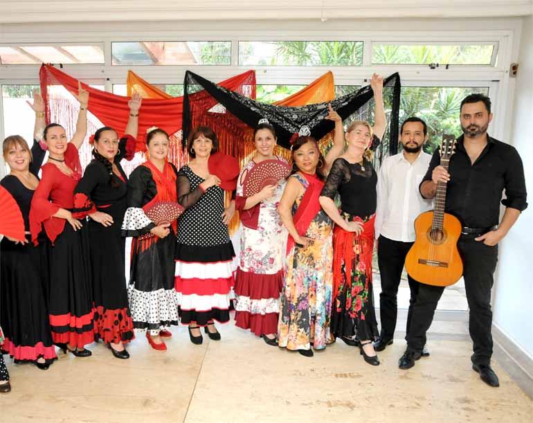 Fotos: Gustavo Carneiro - Semana Flamenca de Londrina movimenta a cidade com mostra musical, palestras, workshops e apresentações de dança