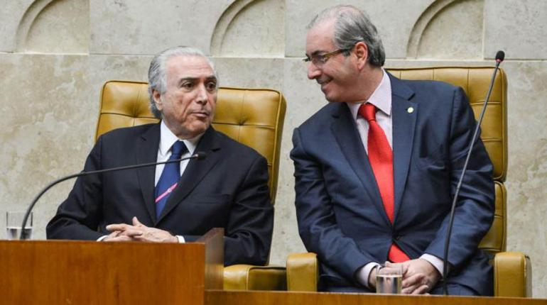 Valter Campanato/ Agência Brasil - Temer é acusado de ter comprado o silêncio de Cunha