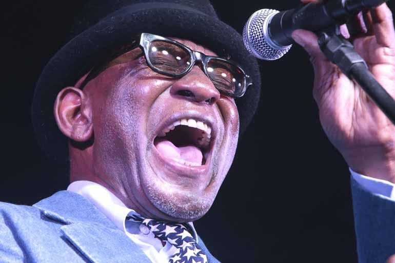 Divulgação - J.J.Jackson faz dois shows em Londrina, no repertório, clássicos do blues, soul e r&b