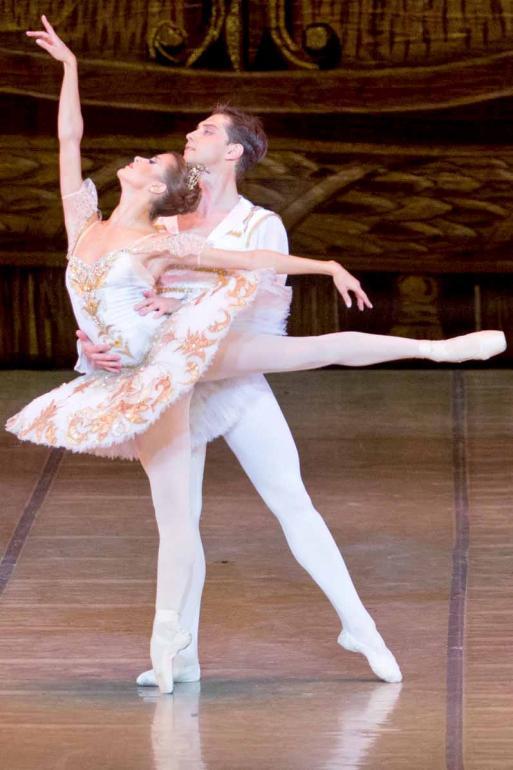 Divulgação - Russian State Ballet: trechos de