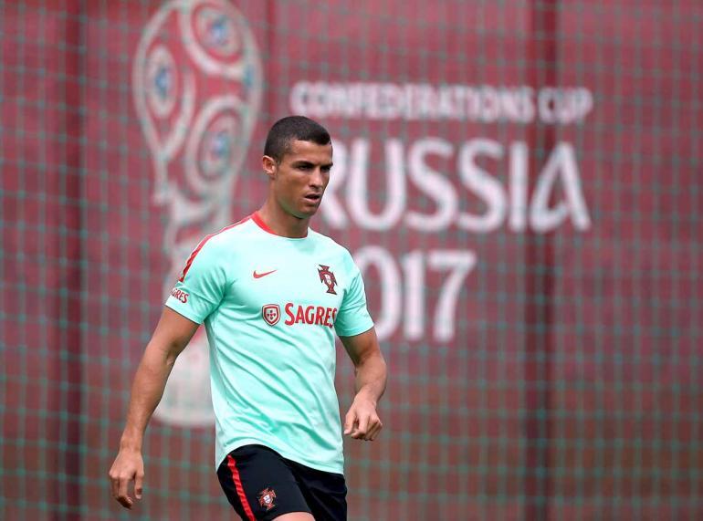 Roman Kruchinin/AFP - Cristiano Ronaldo é a principal estrela da competição e pode conquistar mais um título em temporada especial para o português