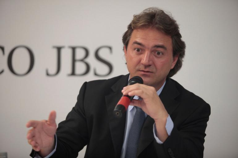 Ayrton Vignola/Estadão Conteúdo - Joesley Batista coloca Temer como