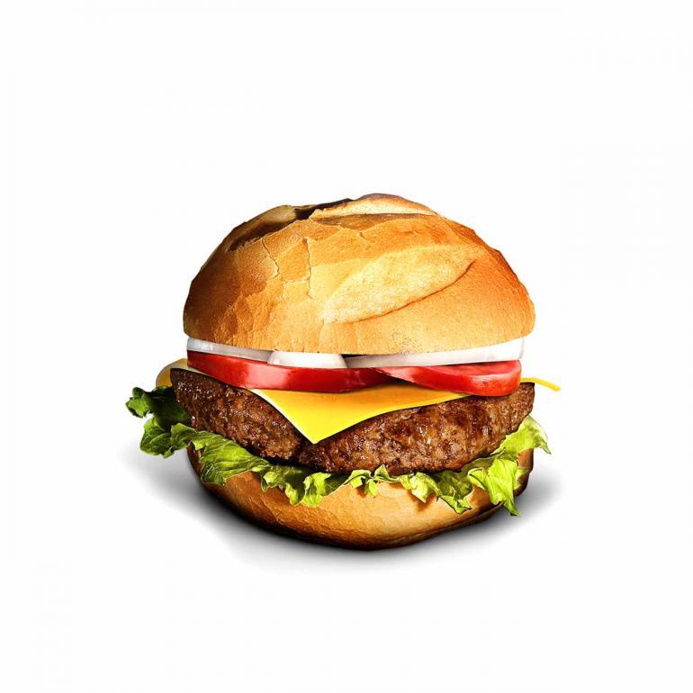 Divulgação - Cheeseburger Madero: delícia feita com ingredientes artesanais e carne pura, grelhada em fogo forte