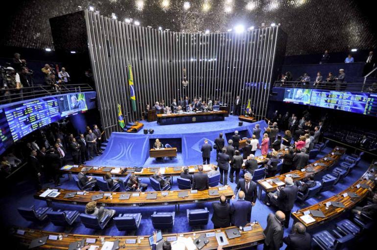 Marcos de Oliveira/Agência Senado - Aprovada no Senado nesta semana, reforma trabalhista deverá ganhar ajustes do governo com edição de Medida Provisória