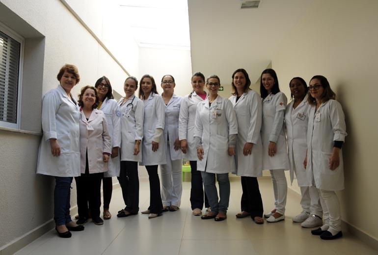 Saulo Ohara - A equipe de cuidados paliativos do HCL