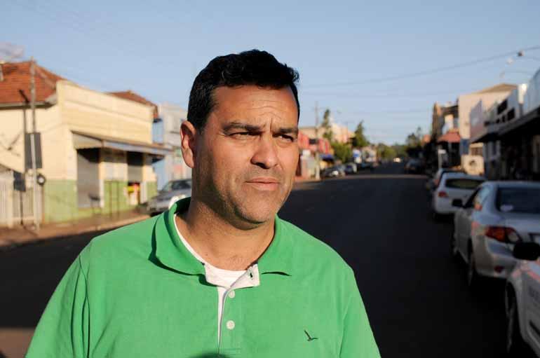 Zé Ricardo (DEM): retomar a obra de construção de uma escola municipal