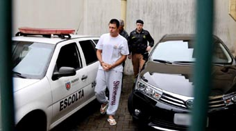 Julgamento de Zoza mobiliza forte aparato policial