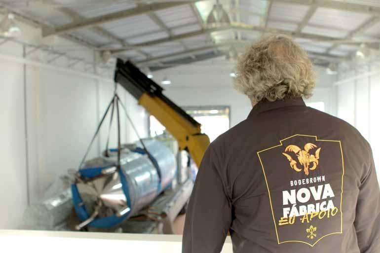 Bodebrown/Divulgação - Comprando produtos da marca ou cotas, consumidores apoiam projeto de cervejaria