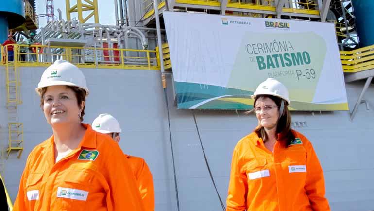 Agência Petrobras/Divulgação - Por meio de sua defesa, Dilma Rousseff afirmou que