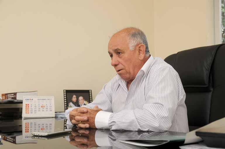Gustavo Carneiro - Sebastião da Silva: principais problemas da lei estão relacionados à insalubridade