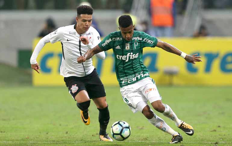 022ba747b8 Cesar Greco Ag Palmeiras Divulgação - No clássico do primeiro turno