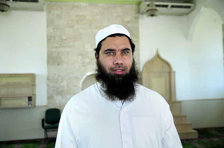 Marcos Zanutto - Sheik Yamani Nourmade diz que sociedade justa é aquela em que há liberdade de expressão