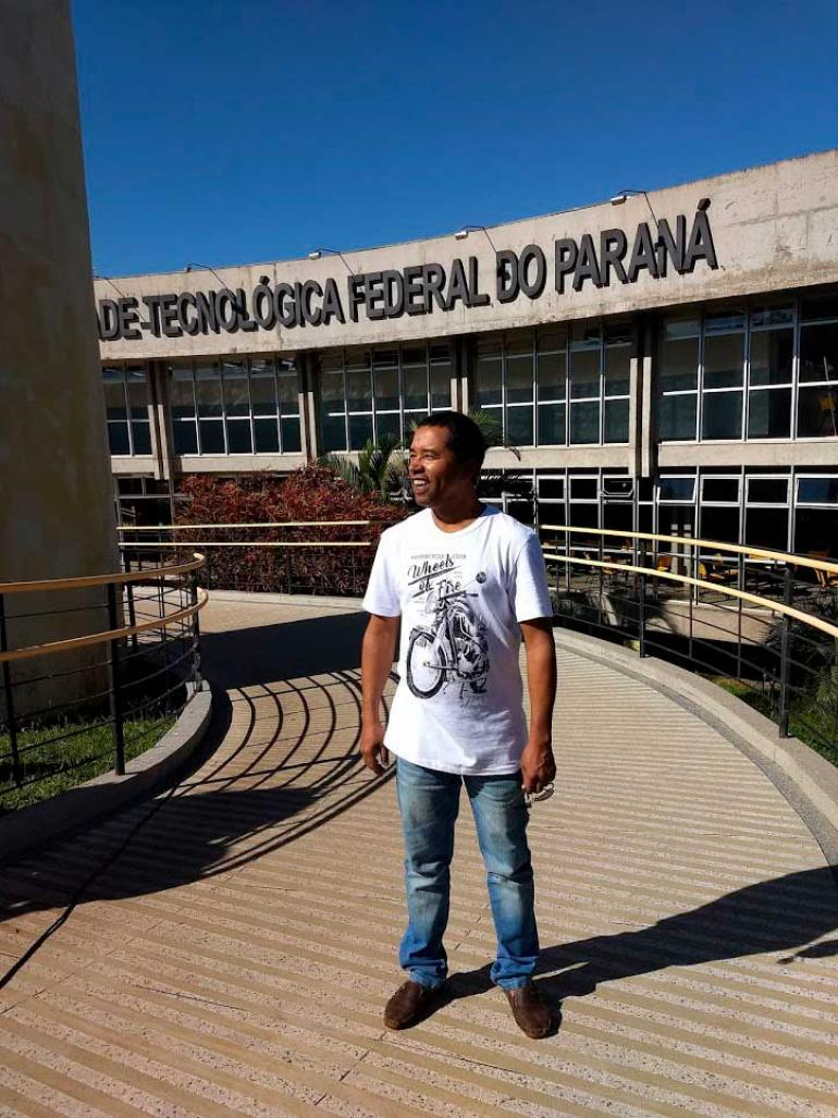 Rubia Pimenta - Paulo Cesar de Souza