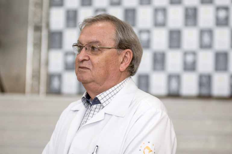 Fahd Haddad, superintendente da Iscal: mais qualidade de vida aos pacientes