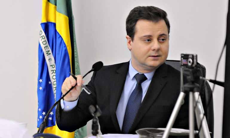 Ricardo Chicarelli/07-02-2017 - Juiz Juliano Nanuncio, da 3ª Vara Criminal: 12 das 19 testemunhas serão ouvidas em Londrina