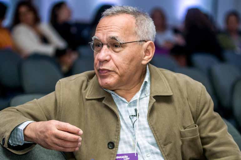 Ricardo Chicarelli - Para Lino Macedo, é importante que os alunos saibam o motivo de estar fazendo ou aprendendo tal conteúdo