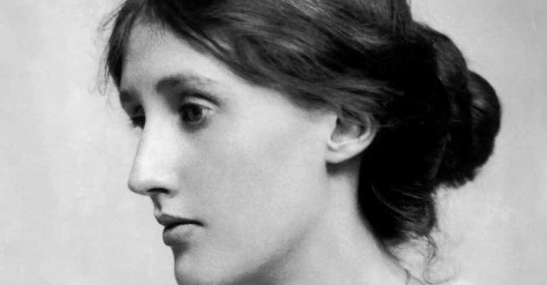 Reprodução - Virginia Woolf: entre os autores reunidos no livro de contos de assombração