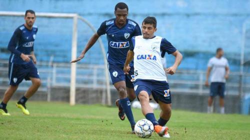 Caminhos de Londrina e Vila Nova se encontram novamente. NESTA SEXTA bdddeb95a95b3
