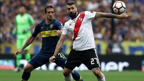 7bdde77e05 River busca 2 a 2 com Boca no jogo de ida da Libertadores