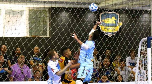 Mauricio Moreira LNF - Equipe do Sudoeste eliminou o time de Falcão na semi  e 67e67804ab33e