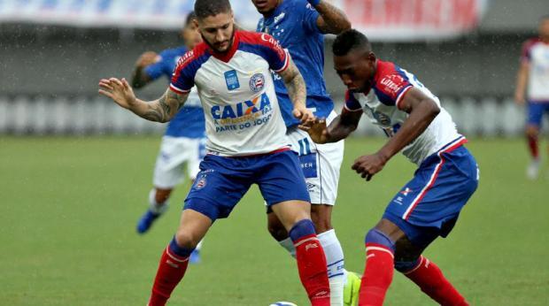 81a714c00c Felipe Oliveira EC Bahia Fotos Públicas - O resultado em nada modificou a  situação