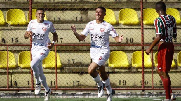 87e9c75386 Aloísio Maurício Fotoarena Estadão Conteúdo - Audax venceu por 2 a 0 e  colocou