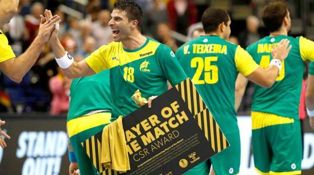 Odd Andersen AFP - Felipe Borges foi eleito o melhor jogador na vitória  sobre a d81d1a39136ea