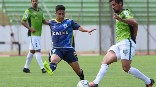 bc2bb2047a Tubarãozinho cede empate contra o Confiança na Copa São Paulo ...