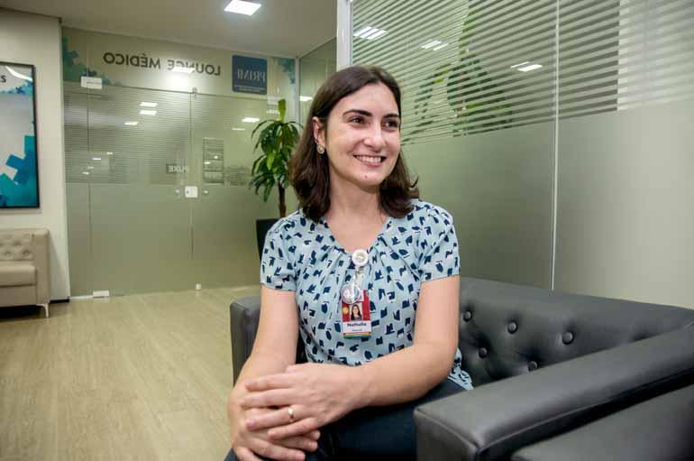 Marcos Zanutto - Psicóloga organizacional Nathália Gasque Nascimento: 'a deficiência não é um limitador como as pessoas pensam'
